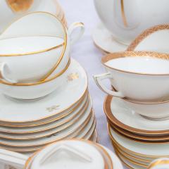 Limoges Vintage coffee cups