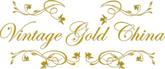 Vintage Gold China Hire